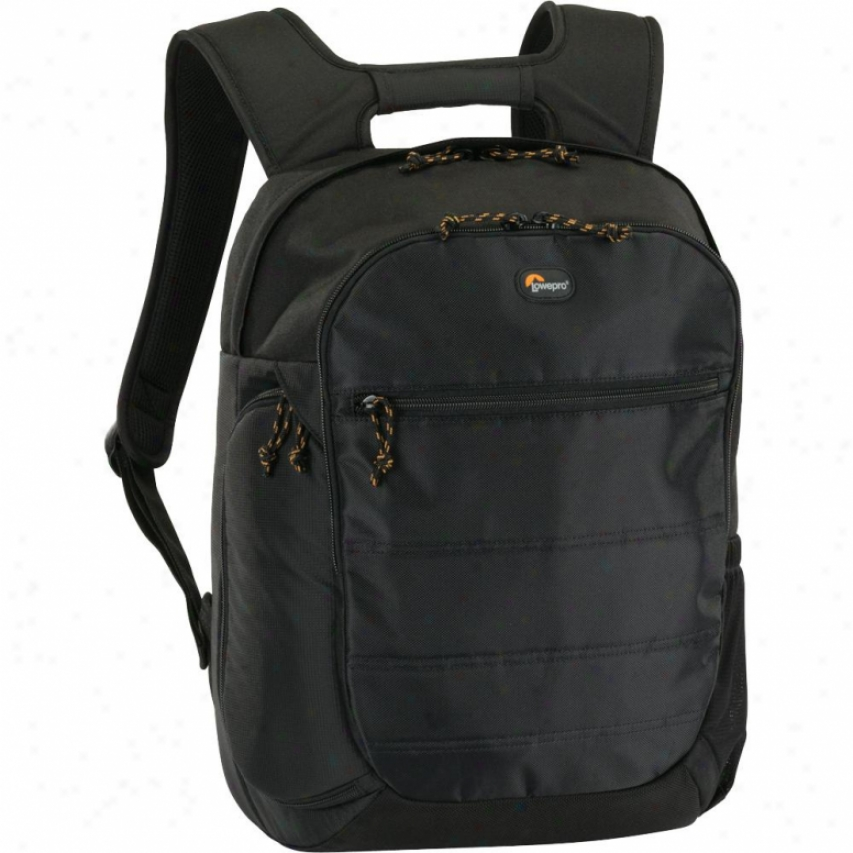 Lowepro Compuday Photo 250 Digital Slr Camera Backpack L;362970am - Black