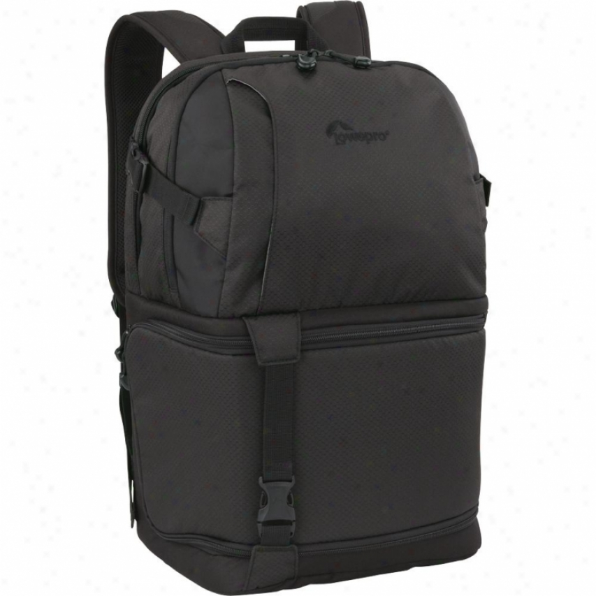 Lowepro Fastpack 350 Aw Dslr Video Camera Backpack - Black
