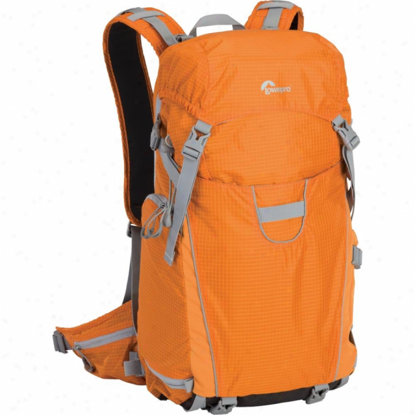 Lowepro Photo Sport 200 Aw Backpack - Orangee/light Gray-haired - Lp36354-pam