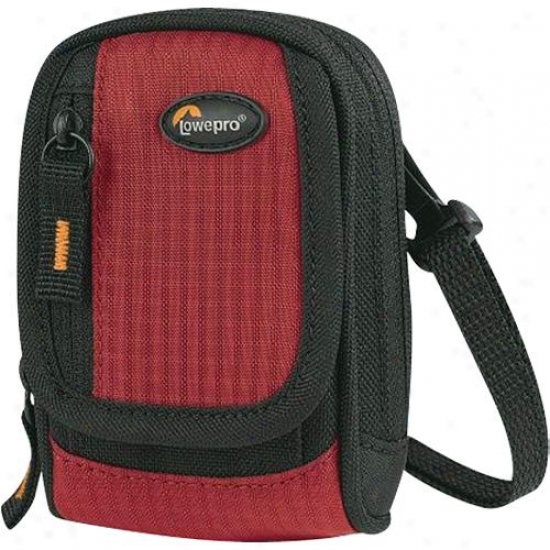 Lowepro Ridge 10 Digital Camera Bag ( Red )