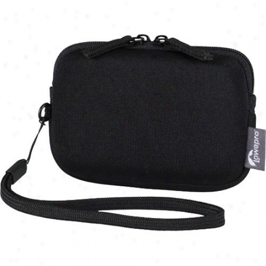 Lowepro Varia10blk Camera Mp3 Pouch - Black