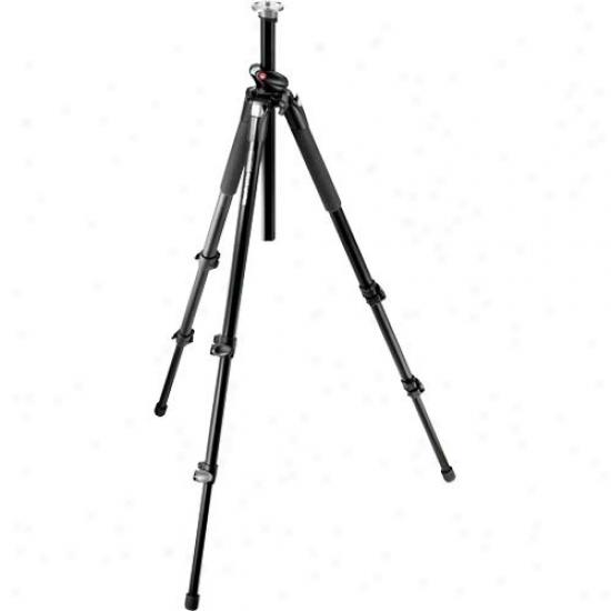 Manfrottto 055xprob Pro Tripod - Black