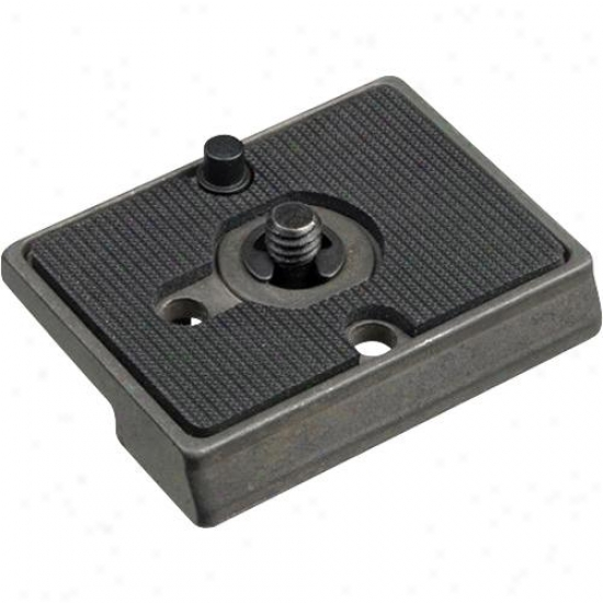 Manfrotto 200pl-14 Rwctangular Quick Release Mounting Plate