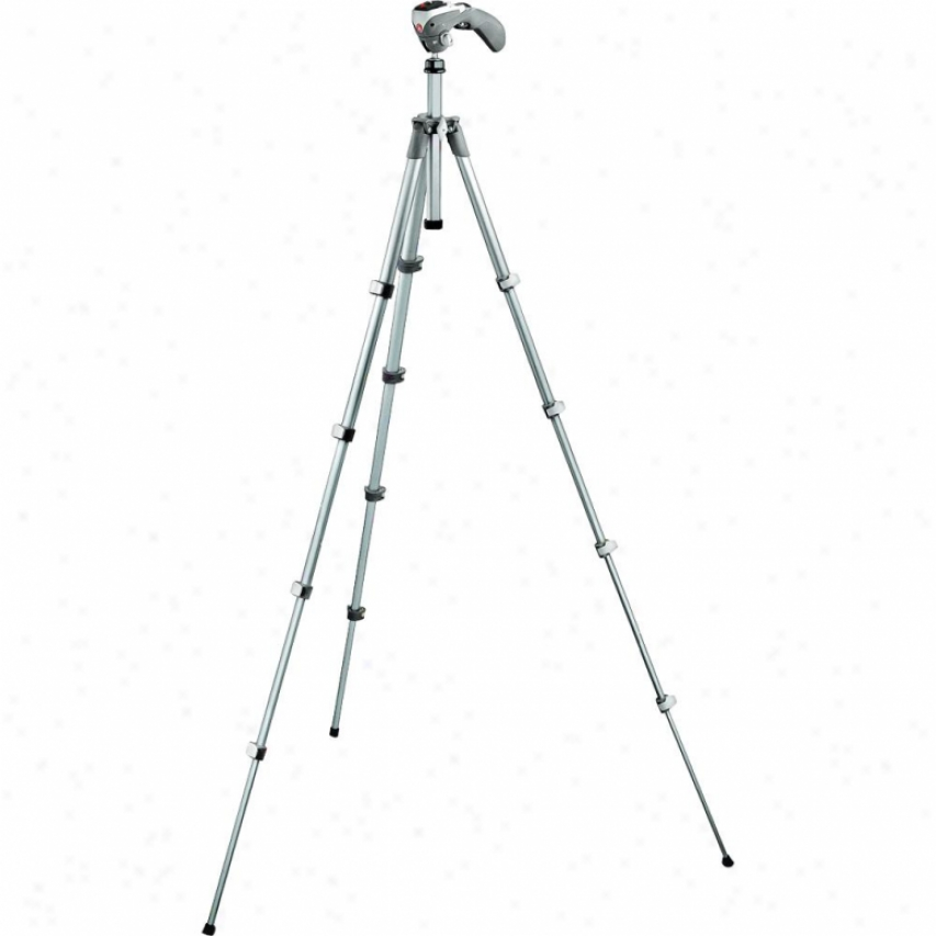 Manfrotto Compact 5 Section Photo/video Tripod Kid Mkc3-h02