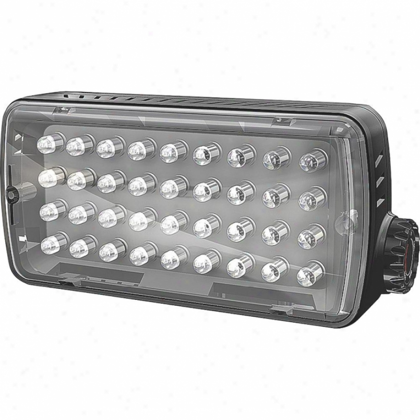Manfrotto Midj-36led Panel Video Light - Ml360h