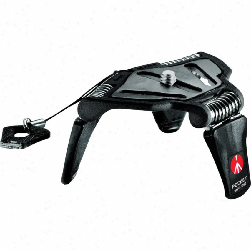 Manfrotto Mp3d01 Pocket Tripod In the place of Dslr Cameras - Dismal