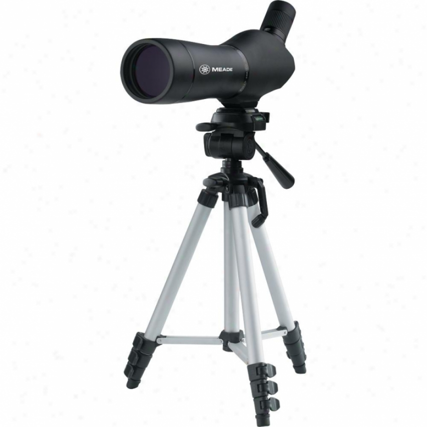 Meade Insgruments 20-60x60 Spotting Scopewaterproof Withtripod
