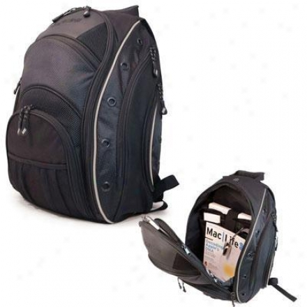 "Mobile Edge 16"" Evo Backpack - Black"