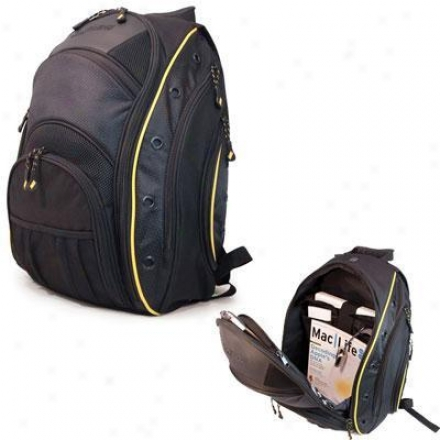 "Mobile Edge 16"" Evo Backpack - Blk Golden"