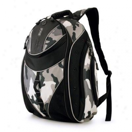 Mobile Edge 16&quot;express Backpack Camo/white