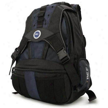 "Mobile Edge 17.3"" Beff Premium Backpack Nv"