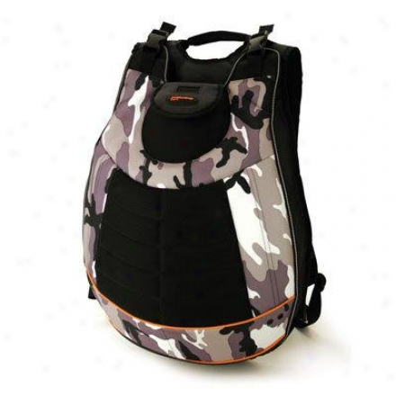 Mobile Edge Secure Pack Whiite Camo/orange