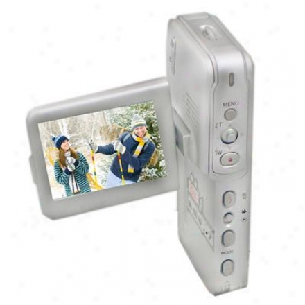 Mustek 5mp Digital Camcorder Dv520t