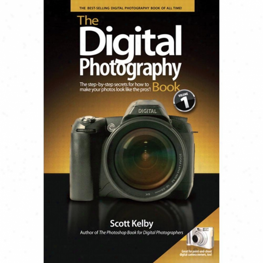 Unaccustomed Riders Publishing - The Dlgital Photograpy Book - Scott Kelby