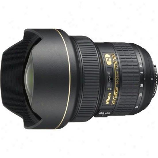 Nikon 14-24mm F/2.8g Af-s Nikkor Ed