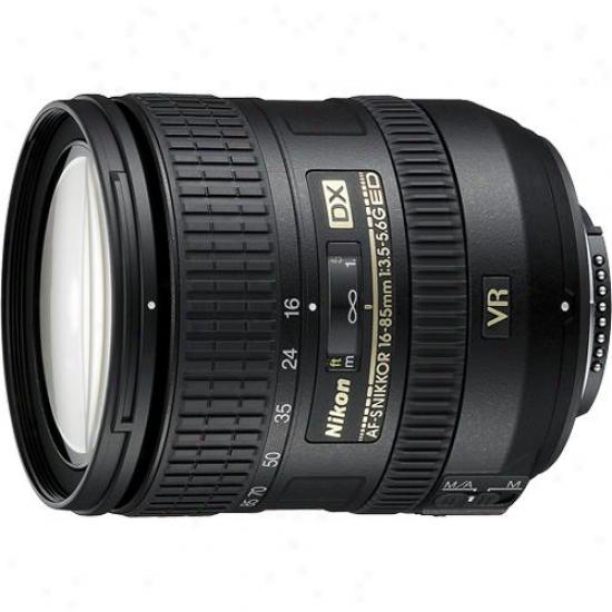 Nikon 16-85mm F/3.5-5.6g Af-s Dx Ed Vr Nikkor