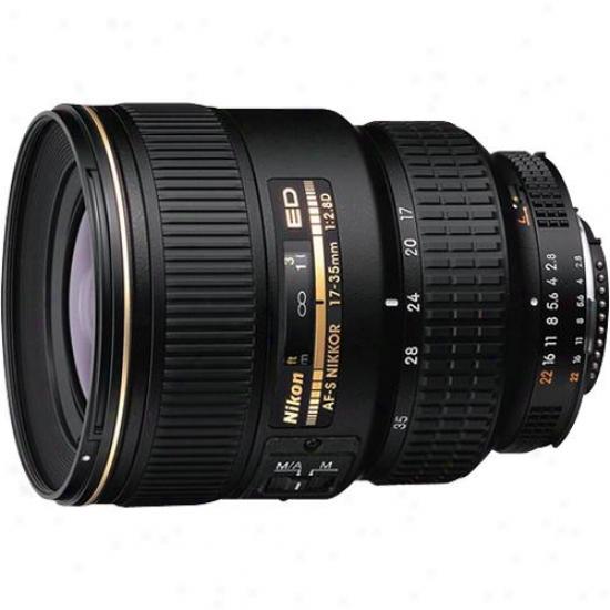 Nikon 17-35mm F/2.8d Af-s Zoom If-ed Nikkor