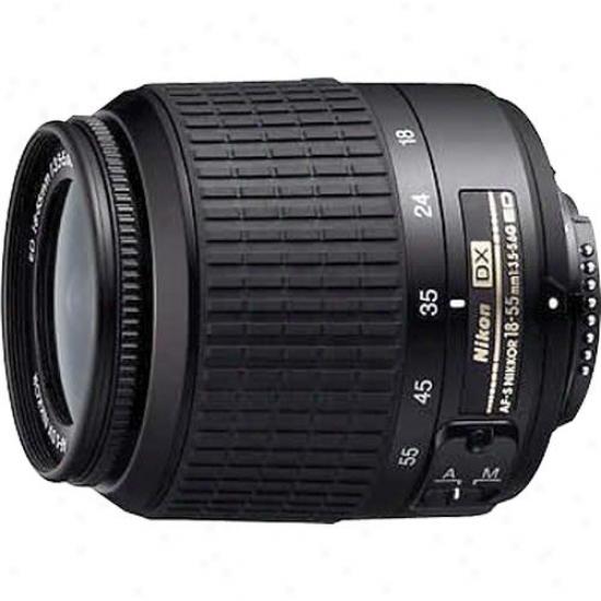 Nikon 18-55mm F/3.5-5.6g Ed Ii Af-s Dx Zoom Nikkor