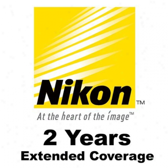 Nikon 2 Year Extended Service Coverage (esc) 5482