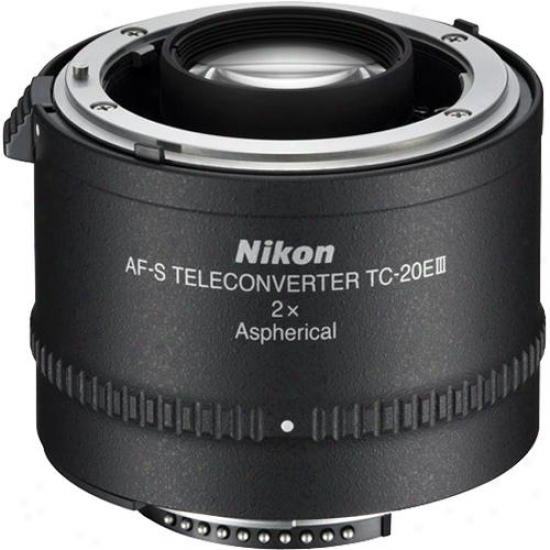 Nikon 2189 Af-s Teleeconverter Tc-20e Iii Lens