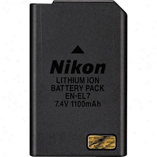 Nikon 25656 Coolpix Replacement Battery