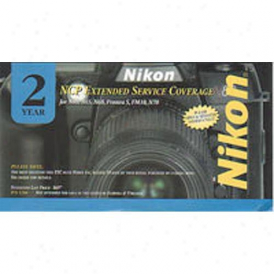 Nikon 5762 D90 And D80 Extended Warranty