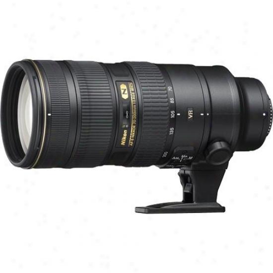 Nikon 70-200mm F/2.8 Ed Vr Ii Nikkor Zoom Lens