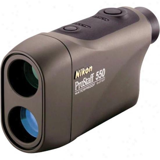Nikon 8369 Prostaff 550 Laser Rangefinder - Green