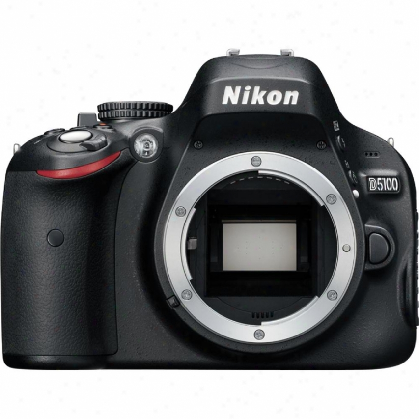 Nikon D5100 16 Megapixel Digital Slr Body Only