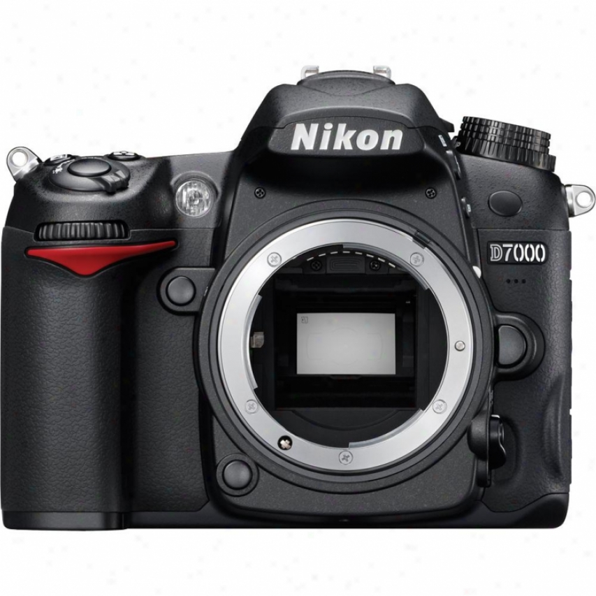 Nikon D7000 16-megapixel Digital Slr Camera - Body Only