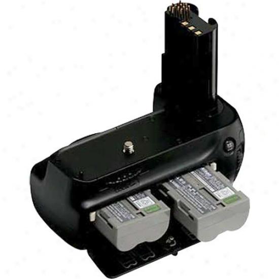Nikon D80 Multi-power Battery Pack