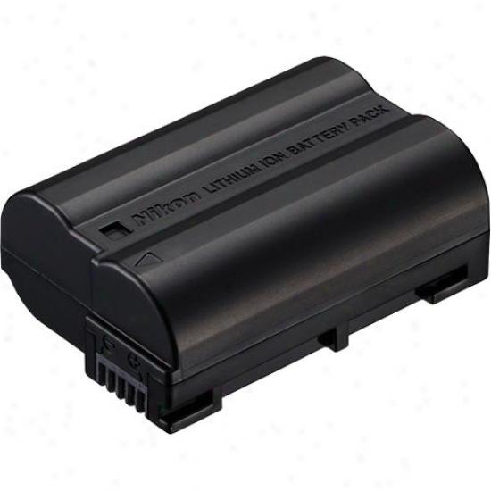 Nikon En-el15 Rechargeable Li-ion Battery