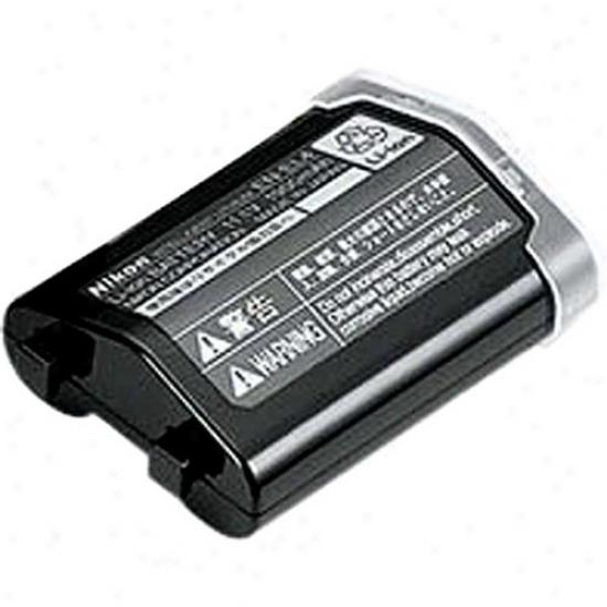 Nikon En-el4a Replacement Battery For Nikon D2h, D2hs, D2x, D2xs