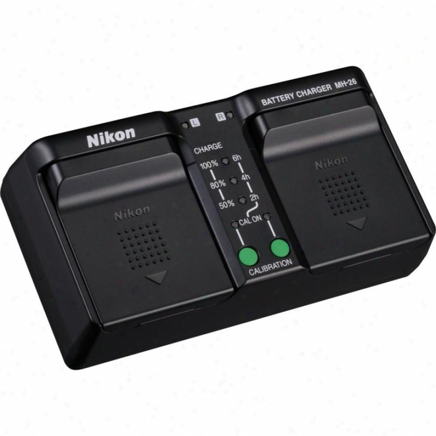 Nikon Mg-26 Battery Charger