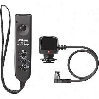 Nikon Ml-3 Compact Modulite Remote Control Set