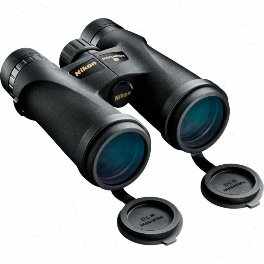 Nikon Monarch 3 10x42 All-terrain Binocular - Black