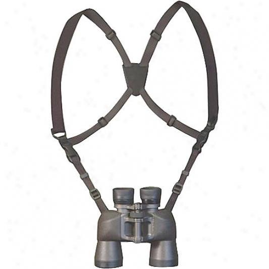 Nikon Pro Staff Suspender Harness Binlcular Strap 6121