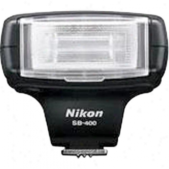 Nikon Sb-400 Af Speedlight Unit