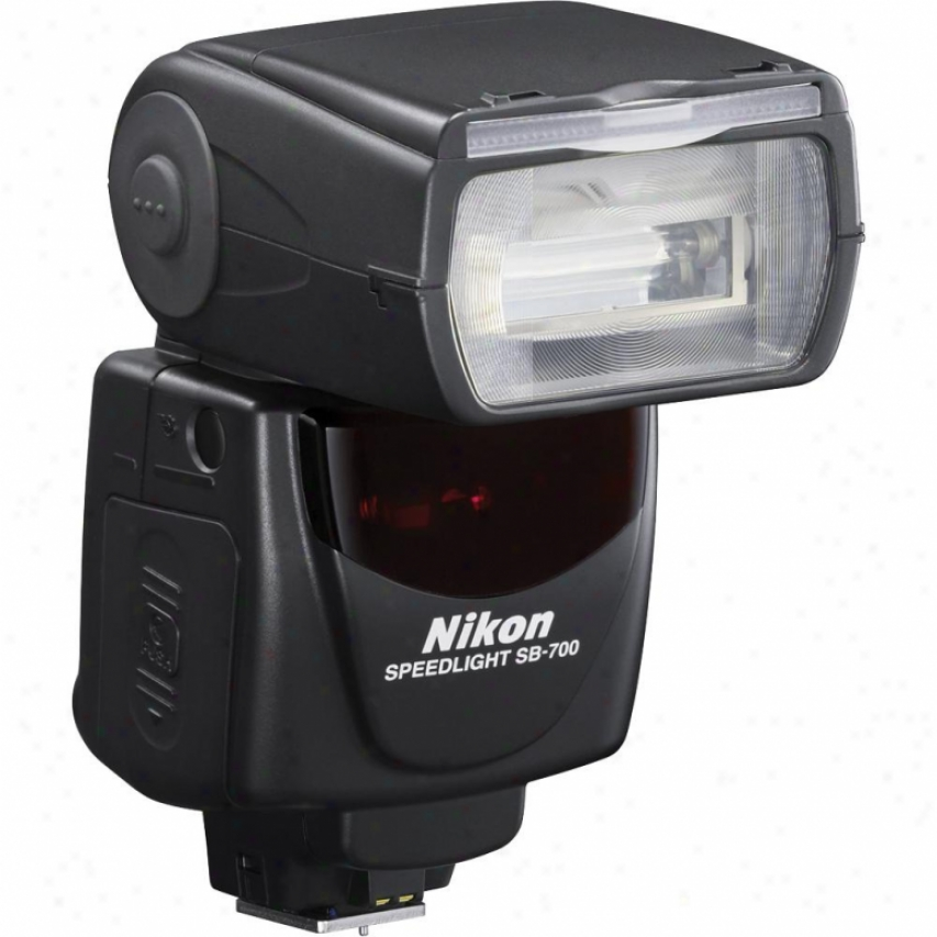 Nikon Sb-700 Af Speedlight Electronic Momentary blaze