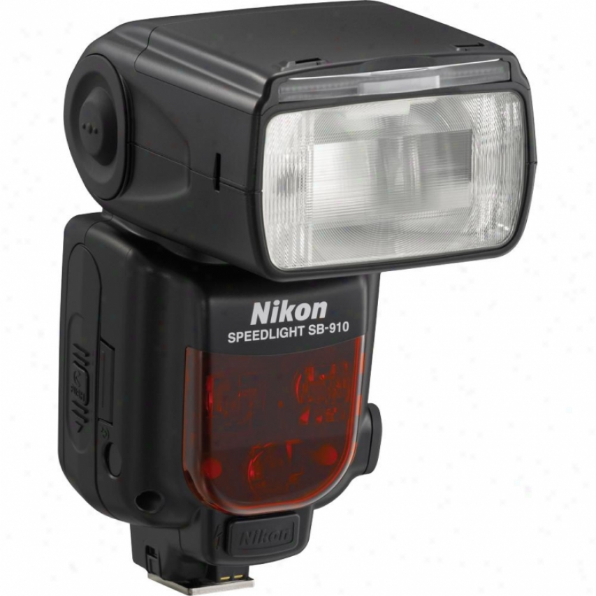 Nikon Sb-910 pSeedlight Electronic Flash