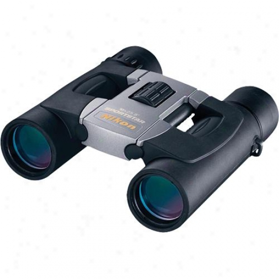 Nikon Sports Iv 10x25 Silver Birding Biinocular