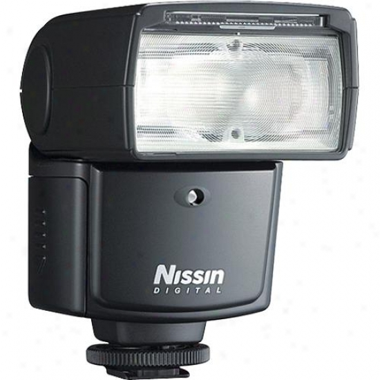 Nissin Digital Di466 Electronic Flash For Nikon Dslr Cameras