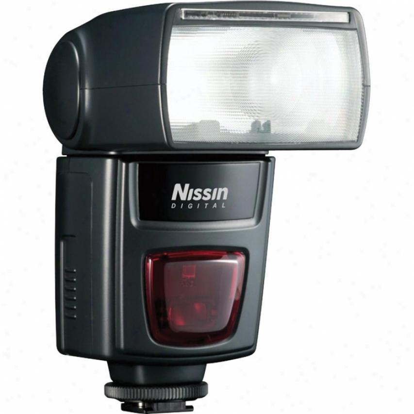 Nissin Digital Di622 Eminence Ii Electronic Flash For Nikon Dslr Cameras