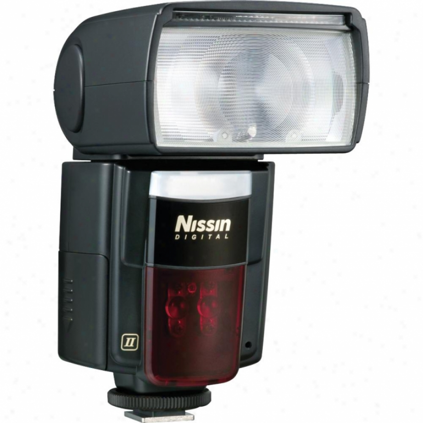 Nissin Digital Di866 Mark Ii Professional Electronic Flash For Nikon Dslr Camera