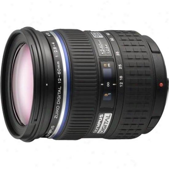 Olympus 12-60mm F/2.8-4.0 Swd Zuiko Digital Zooom Lens - 261014