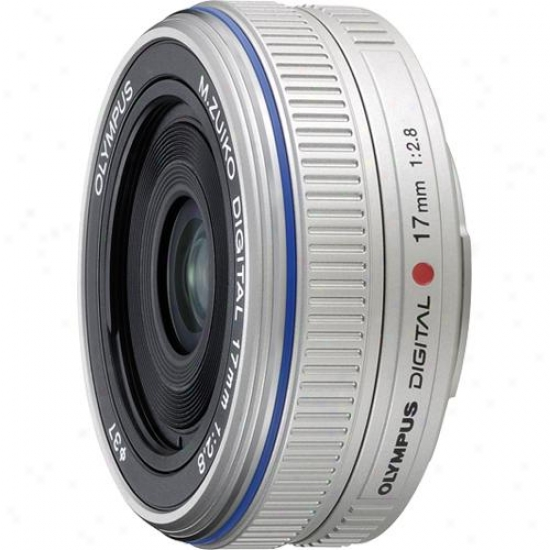 Olympus 17mm F2.8 M. Zuiko Digital Lens For Olympus E-p1 Pen Camera