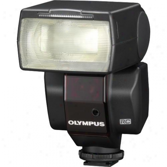 Olympus 260115 Fl-36r Wireless External Flash For E Series Dslr