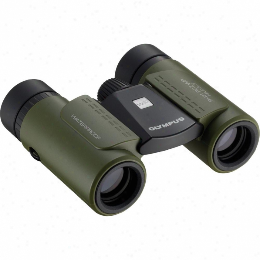 Olympus 8 X 21 Rcii Wp Msgnification Waterproof Foldabel Binocular V501013eu00