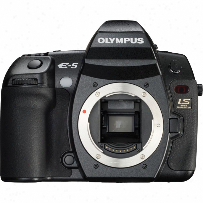 Olympus E-5 12 Megapixel Digital Slr Camera - Body Only