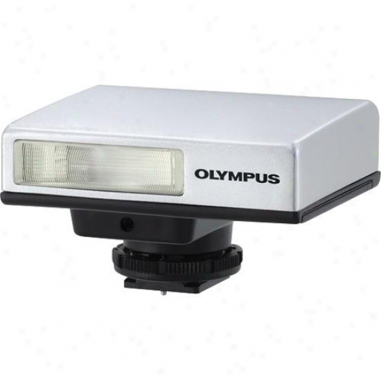 Olympus Fl14 Electronic Flash For Olympus E-p1 Pen Camera